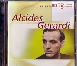 CD ALCIDES GERARDI - BIS CANTORES DO RADIO