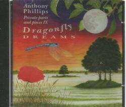 CD ANTHONY PHILLIPS - DRAGON FLY DREAMS (USADO/OTIMO)