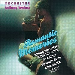 CD ANTHONY VENTURA ORCHESTER - ROMANTIC MEMORIES (USADO/OTIMO)