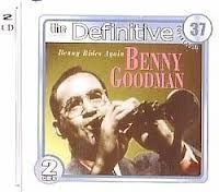 CD BENNY GOODMAN - THE DEFINITIVE COLLECTION (NOVO/LACRADO)