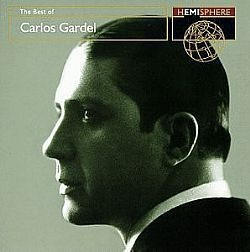 CD CARLOS GARDEL - THE BEST (USADO/OTIMO)