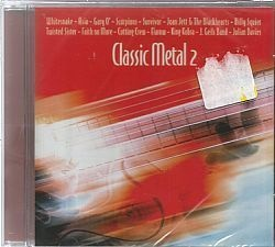 CD CLASSIC METAL- VOL 2 (NOVO/LACRADO)