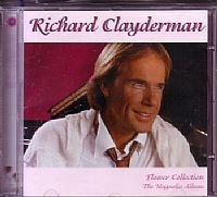 CD RICHARD CLAYDERMAN - THE MAGNOLIA ALBUM (USADO/OTIMO)