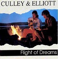 CD CULLEY & ELLIOTT - FLIGHT OF DREAMS (NOVO/ABERTO)