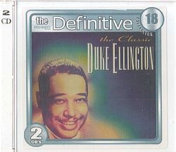 CD DUKE ELLINGTON - THE DEFINITIVE COLLECTION (NOVO/LACRADO)