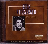 CD ELLA FITZGERALD - I GOT IT BAD (NOVO-ABERTO)