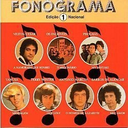 CD FONOGRAMA VOL 1 (NOVO-ABERTO)