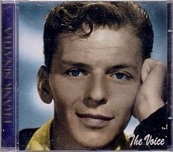CD FRANK SINATRA - THE VOICE (NOVO/ABERTO)