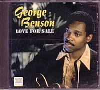 CD GEORGE BENSON - LOVE FOR SALE (NOVO/LACRADO)