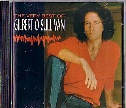 CD GILBERT O'SULLIVAN - THE VERY BEST (USADO/OTIMO)