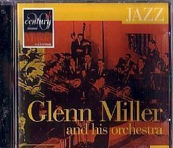 CD GLENN MILLER - JAZZ 20Th CENTURY (USADO/OTIMO)