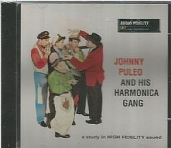 CD JOHNNY PULEO & HIS HARMONICA GANG - 1957 (NOVO-LACRADO)