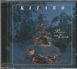 CD KITARO - PEACE ON EARTH (NOVO/LACRADO)