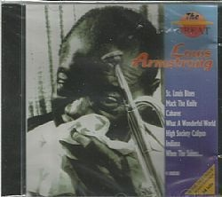 CD LOUIS ARMSTRONG - THE GREAT (NOVO-LACRADO)