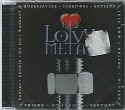 CD LOVE METAL - VOL 1 (NOVO/LACRADO)