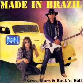 CD MADE IN BRAZIL - SEXO BLUES & ROCK N ROLL (USADO/OTIMO)