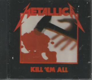 CD Metallica - Kill Em All