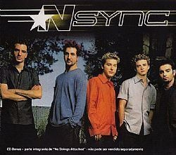 CD N SYNC - ITS GONNA BE ME  (USADO/OTIMO)