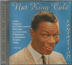 CD NAT KING COLE - FANTASTICO (USADO/OTIMO)