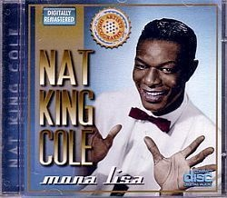 CD NAT KING COLE - MONA LISA (NOVO/ABERTO)