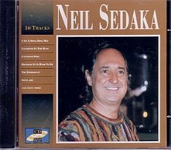 CD NEIL SEDAKA - 16 TRACKS (NOVO/ABERTO)