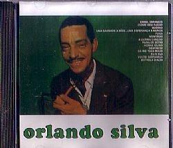 CD ORLANDO SILVA - SUCESSOS (USADO/OTIMO )