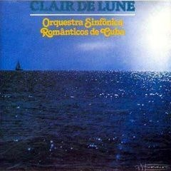 CD ORQUESTRA ROMANTICOS DE CUBA - CLAIR DE LUNE