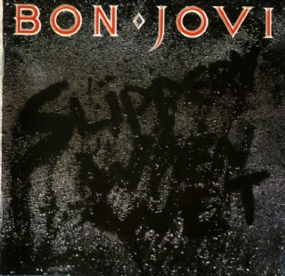 CD Bon Jovi - Slippery When Wet