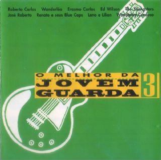CD O MELHOR DA JOVEM GUARDA VOL 03