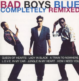 CD Bad Boys Blue - Completely Remixed