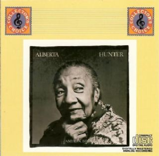 CD Alberta Hunter - Amtrak Blues