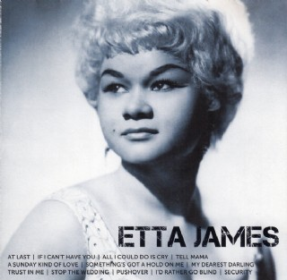 CD Etta James - Icon