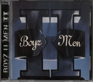 CD Boyz II Men - II