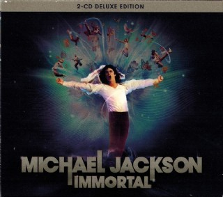 CD Michael Jackson - Immortal
