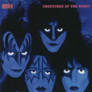 CD Kiss - Creatures Of The Night