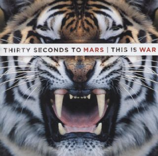 Cd 30 Seconds To Mars - This Is War