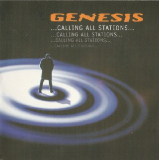 CD Genesis - Calling All Stations