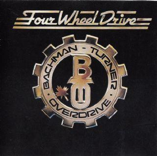 CD Bachman Turner Overdrive - Four Wheel Drive