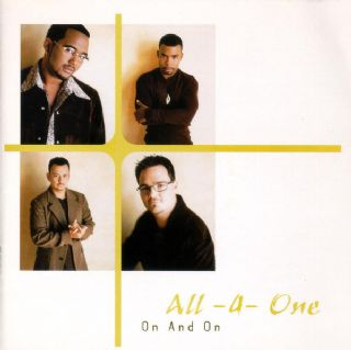 CD All-4-One - On And On