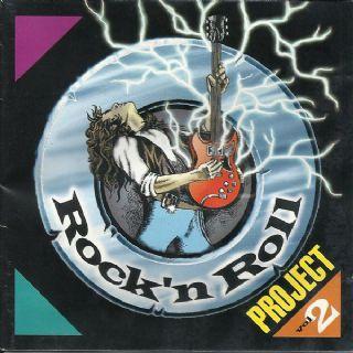 CD Rock n Roll Project - Vol 02