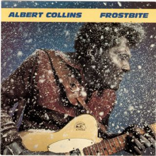 CD Albert Collins - Frostbite