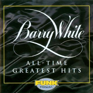 CD Barry White - All Time Greatest Hits