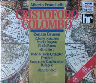 CD Marcello Viotti - Cristoforo Colombo