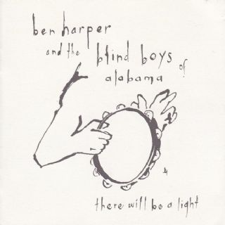 Cd Ben Harper & The Blind Boys Alabama - There Will Be A Light