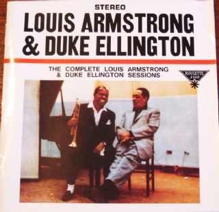 CD Louis Armstrong & Duke Ellington - The Complete Sessions