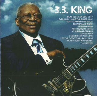 CD B.B. King - Icon