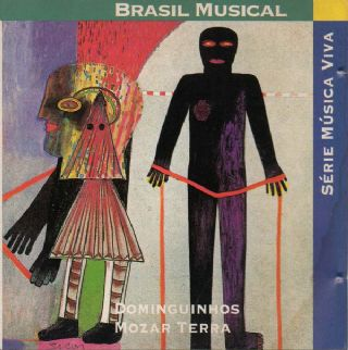 Cd Mozar Terra E Dominguinhos - Brasil Musical