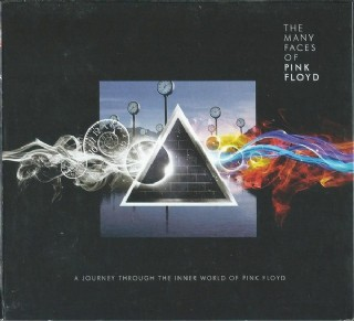 Cd Pink Floyd - The Many Faces Of