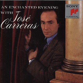 CD Jose Carreras - An Enchanted Evening