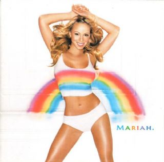 CD Mariah Carey - Rainbow